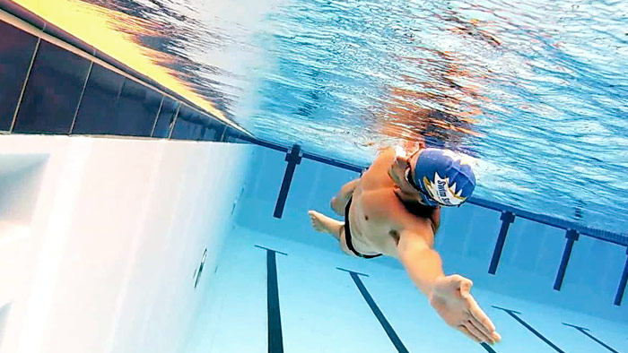 3 Drills to Fix Your Swim Crossover