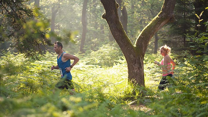 4 Steps to Your First Trail Running Race