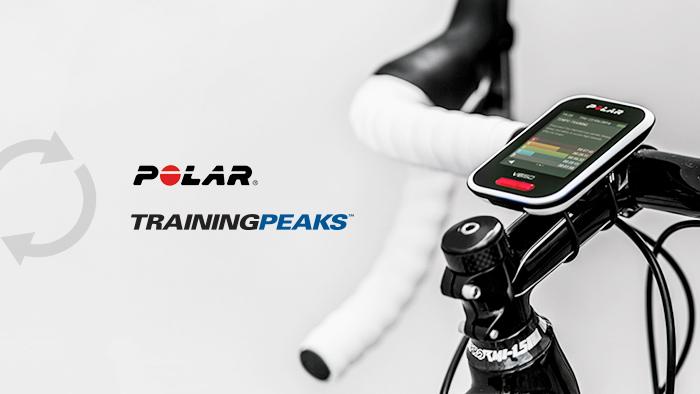 TrainingPeaks Announces Integration with Polar