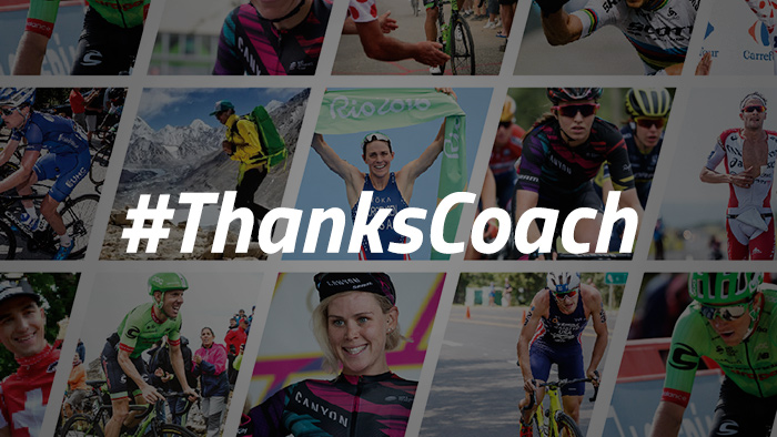 Say #ThanksCoach and Show Your Appreciation