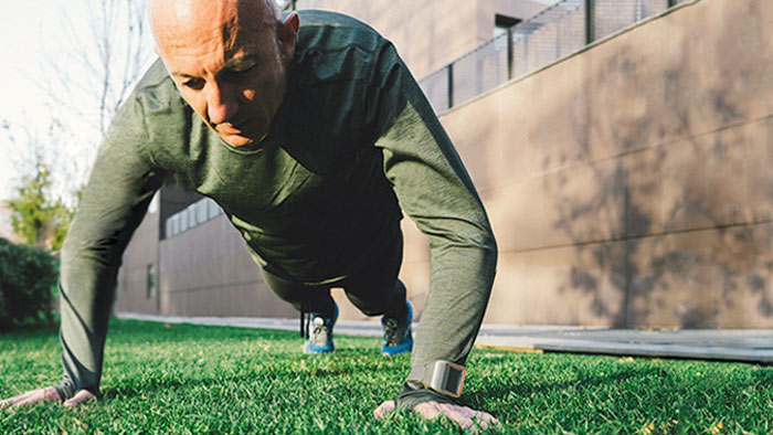 4 Steps for Masters Athletes to Train Effectively