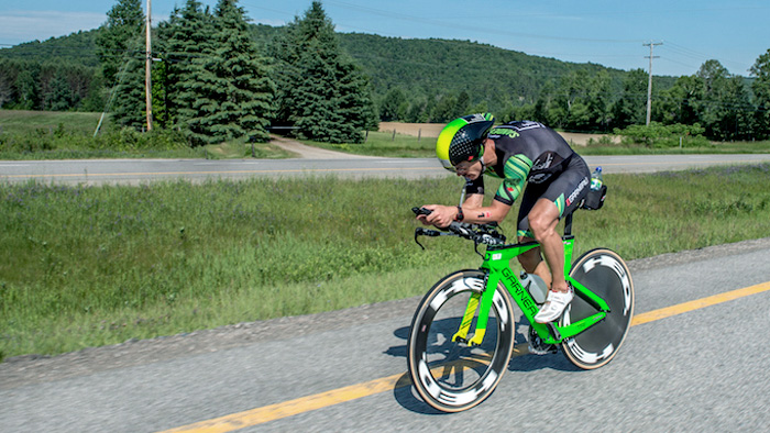 Power Analysis: Lionel Sanders' Win at IRONMAN 70.3 Mt. Tremblant