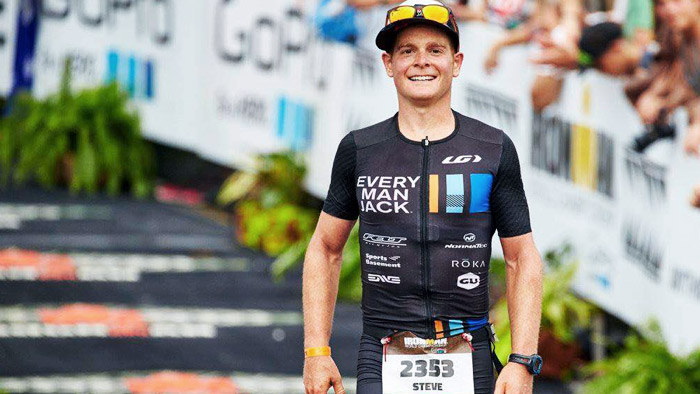 IRONMAN World Championship Race Analysis: 8th Place Overall Amateur Steve Mantell