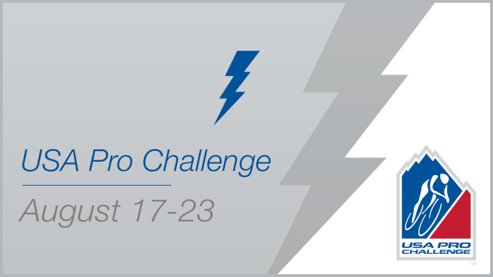 Power Analysis: 2015 USA Pro Challenge