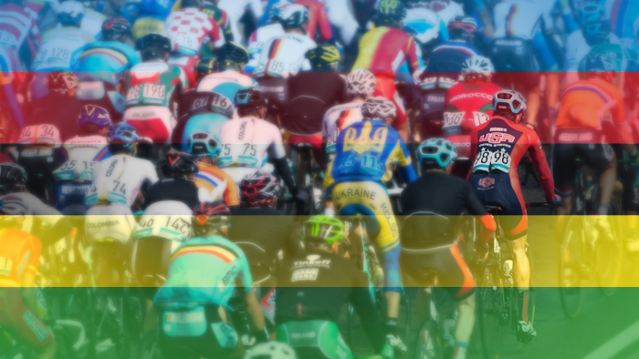 The Power Demands of the Road World Championships