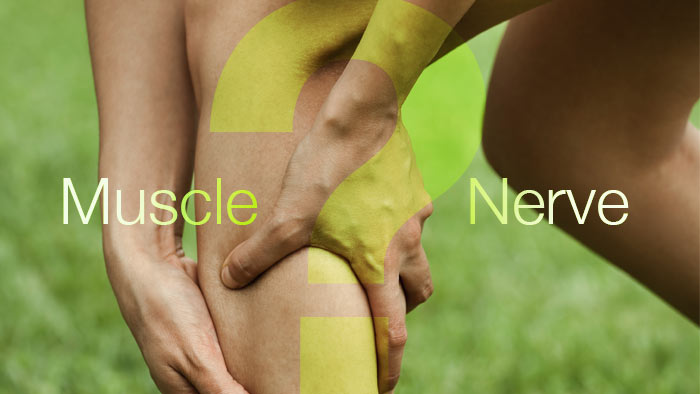 The Real Cause of Muscle Cramps
