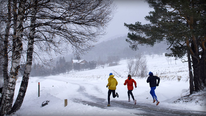 Winter Running Motivation: Use the Weather to Your Advantage