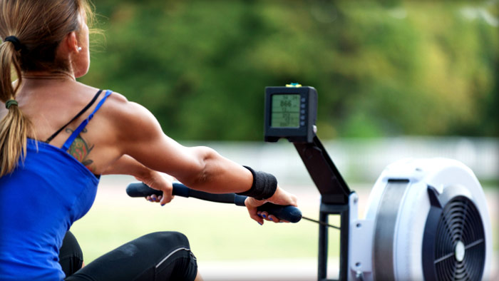 Training Alternatives: Rowing Ergometer Training For Endurance Athletes