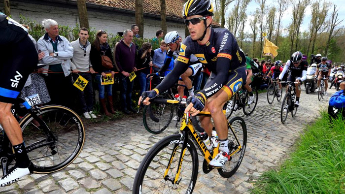 Power Analysis From the Tour of Flanders