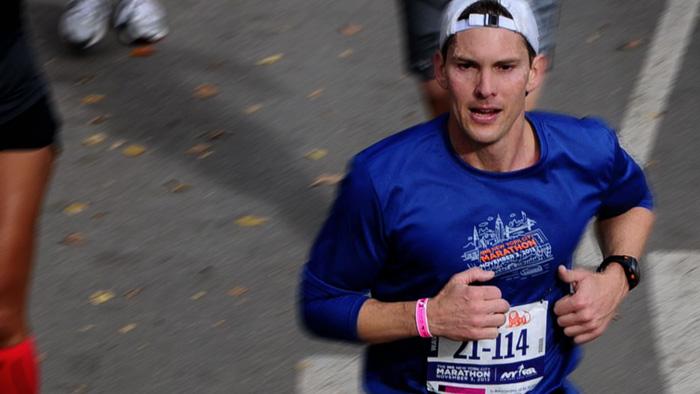 A Plan for a Marathon PR