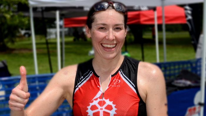 A Two Year Journey From Beginner to Professional Triathlete