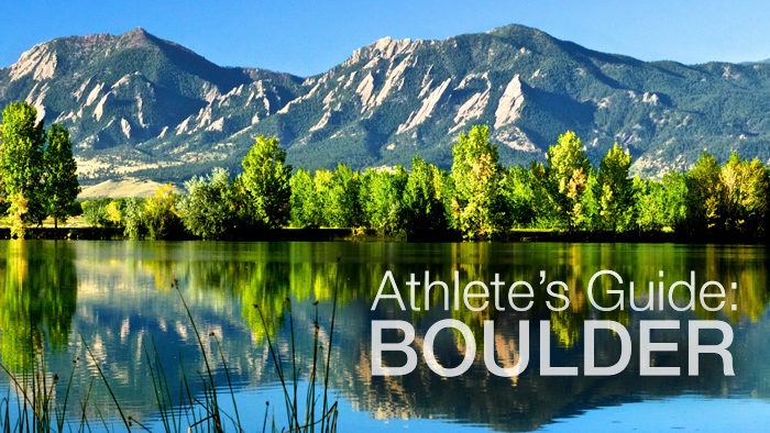 The Athlete's Guide to Boulder