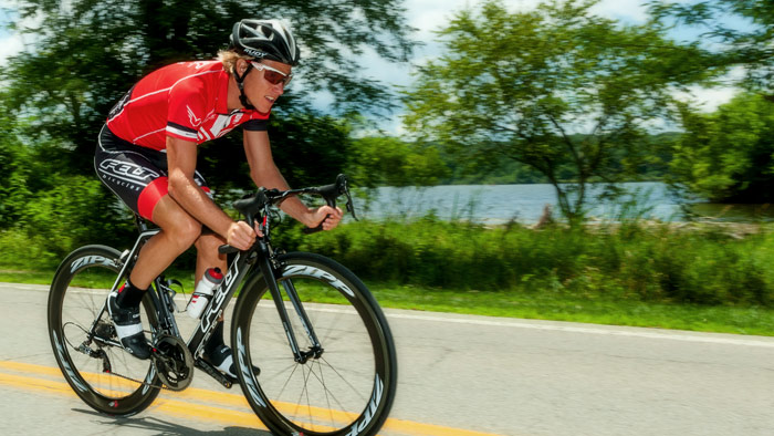Josh Amberger's IRONMAN 70.3 World Championship Preparation