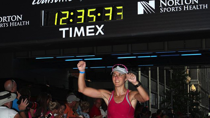 From Injured to Ironman