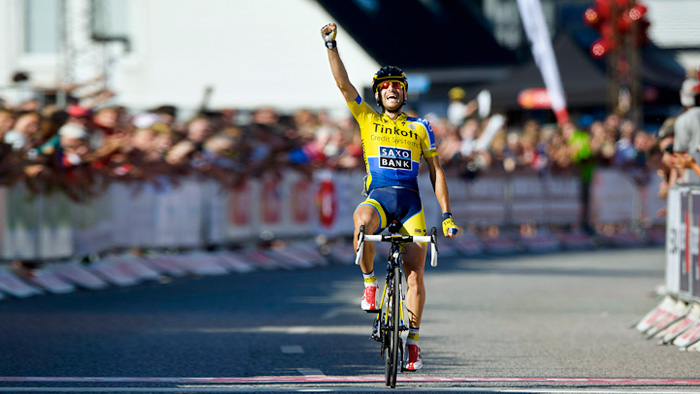 How Tinkoff-Saxo Manages Fitness and Fatigue Over the Season