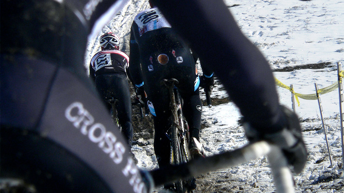 Racing Cyclocross in the Cold Part 2