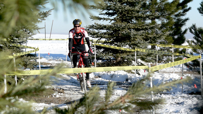 Racing Cyclocross in the Cold Part 3