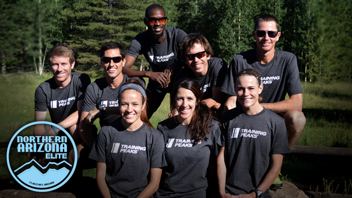 TrainingPeaks Extends Sponsorship with Northern Arizona Elite