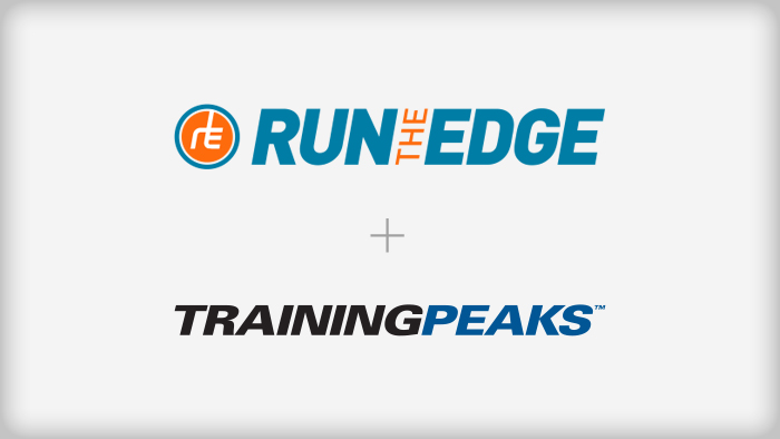 TrainingPeaks Partners with Run The Edge