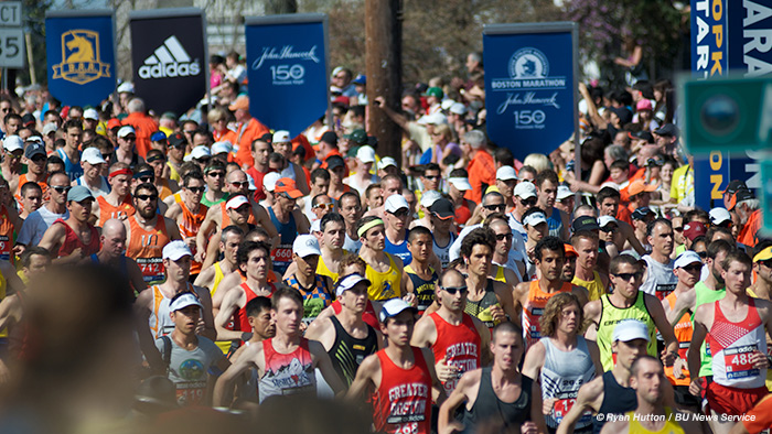 How to Nail the Boston Marathon