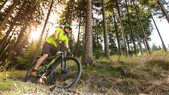 Top 10 Ways to Improve Your Mountain Biking Skills
