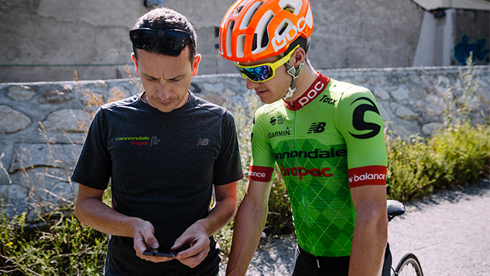 A Behind-The-Scenes Look at Cannondale-Drapac's Pre-Tour Climbing Camp