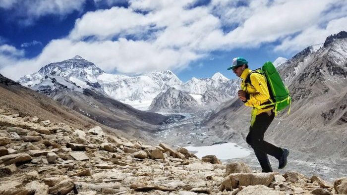 The Secret to Adrian Ballinger's No-Oxygen Everest Summit: A Q&A with Uphill Athlete's Scott Johnston