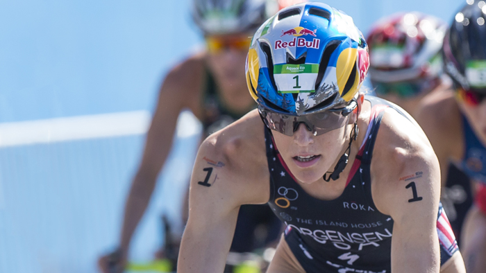 One Year Later: Gwen Jorgensen's Gold Medal Performance in Rio