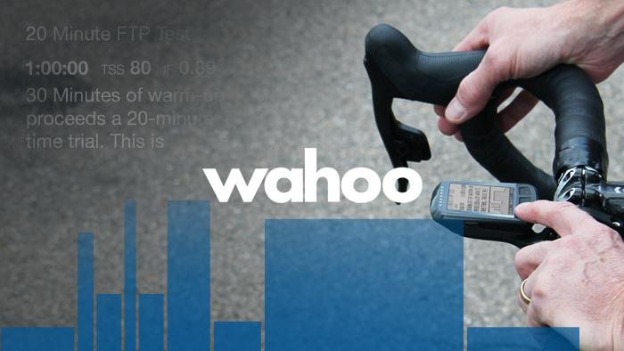 Get Daily Workouts Instantly on Your Wahoo ELEMNT & ELEMNT BOLT