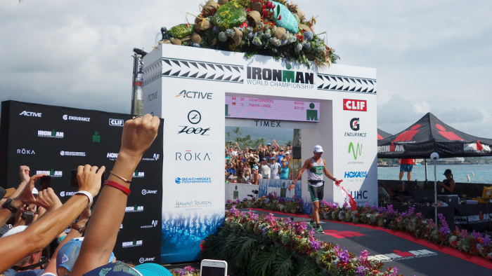 Power Analysis: Lionel Sanders at the 2017 IRONMAN World Championship