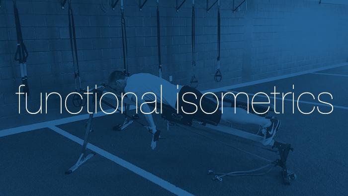 Build Triathlon Specific Strength with Functional Isometrics