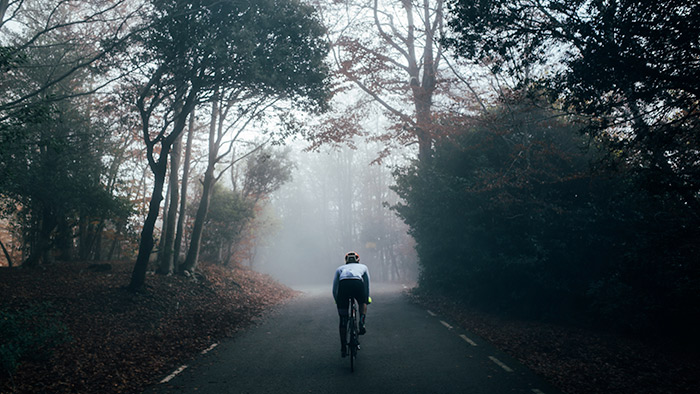 Two Winter Cycling Workouts For Building an Aerobic Base