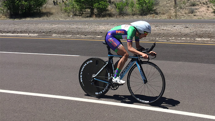 TrainingPeaks Success Story: How Michelle Leonard Achieved Cat 3 Success By Season Planning With TSS