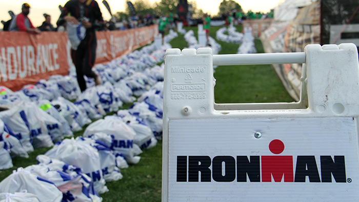 How to Use TSS® To Prepare For an IRONMAN