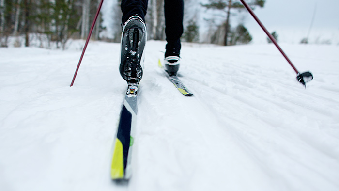 Tips for Proper Nordic Skiing Striding Technique