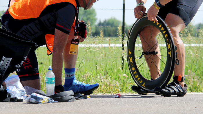7 Things Successful IRONMAN Racers Do in the Week Before a Race