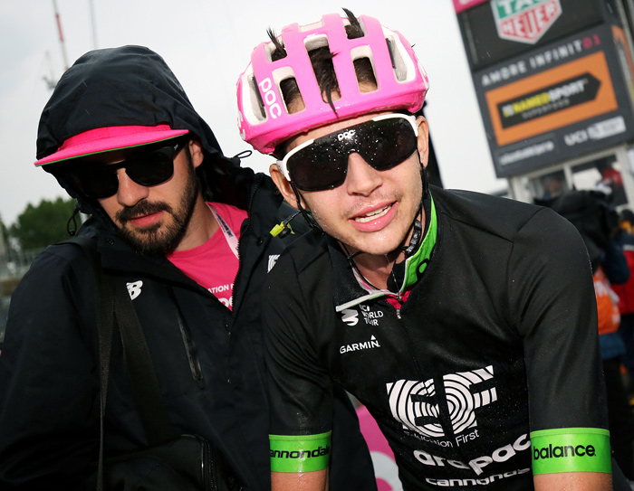 Joe Dombrowski Giro 2018