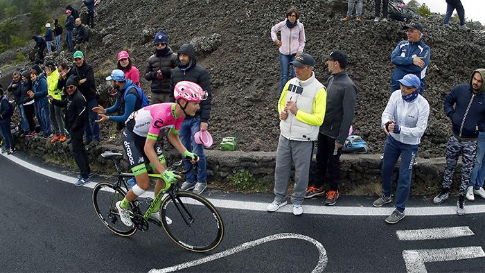 How a Tour de France Climber Trains for the World's Toughest Mountains