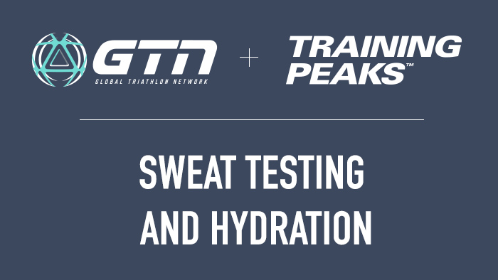 GTN Presents: Sweat Testing and Hydration