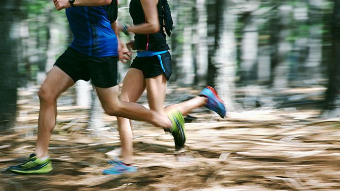 Speed Work vs. Endurance Running