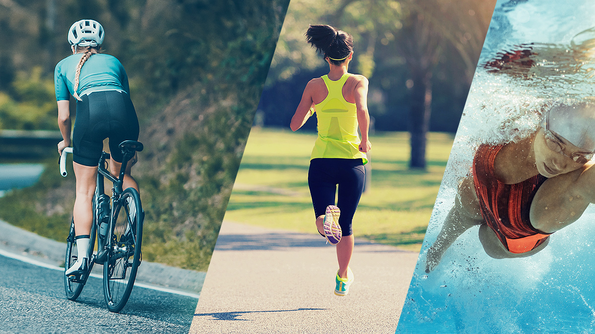 Threshold Tests For Swim, Bike and Run