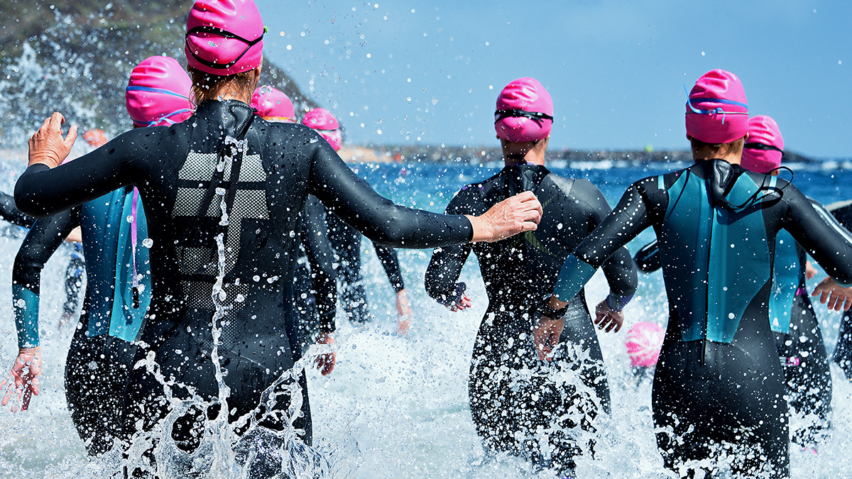 How These Athletes Got Started in Triathlon