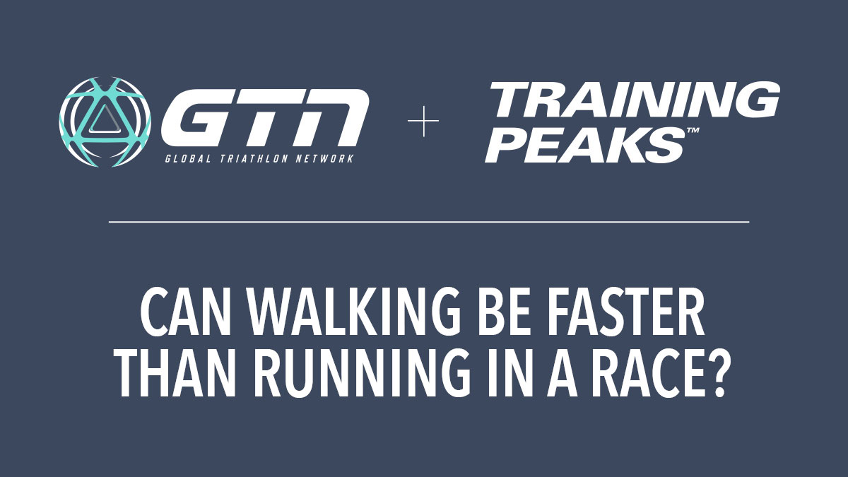 GTN Presents: When to Walk in a Race