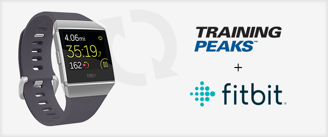 Fitbit and TrainingPeaks Sync
