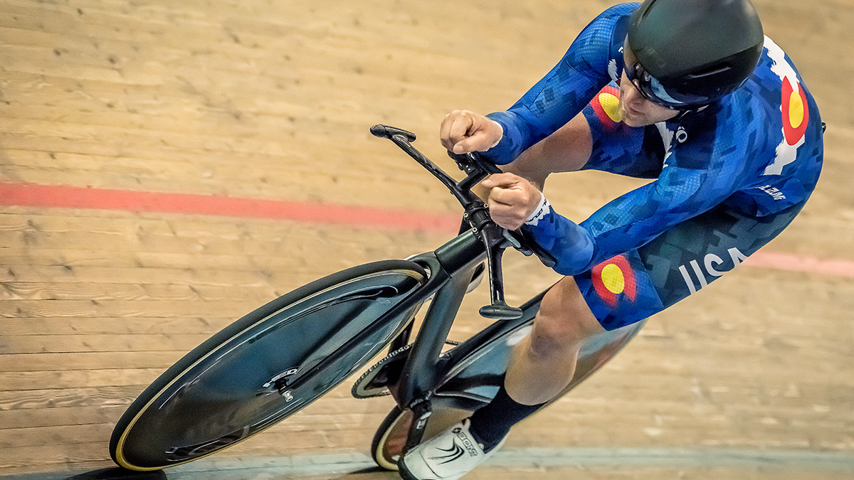 TrainingPeaks After Hours: Going After Rainbow Stripes at Masters Track Worlds