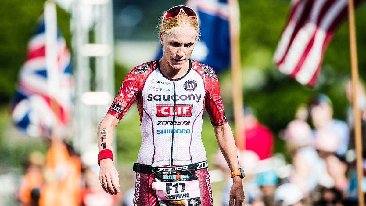 IRONMAN Sarah Piampiano's Nine Rules for Athletic Success