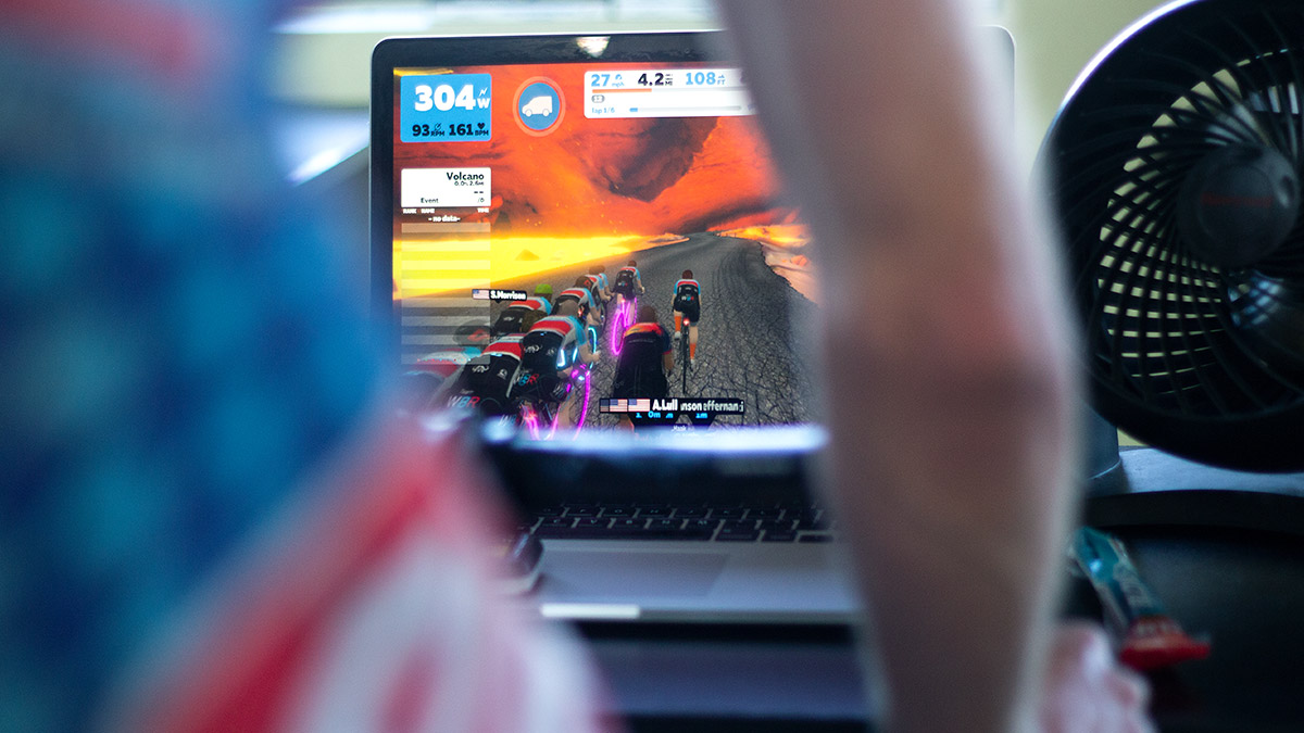 Pros and Cons: TrainerRoad vs. Zwift