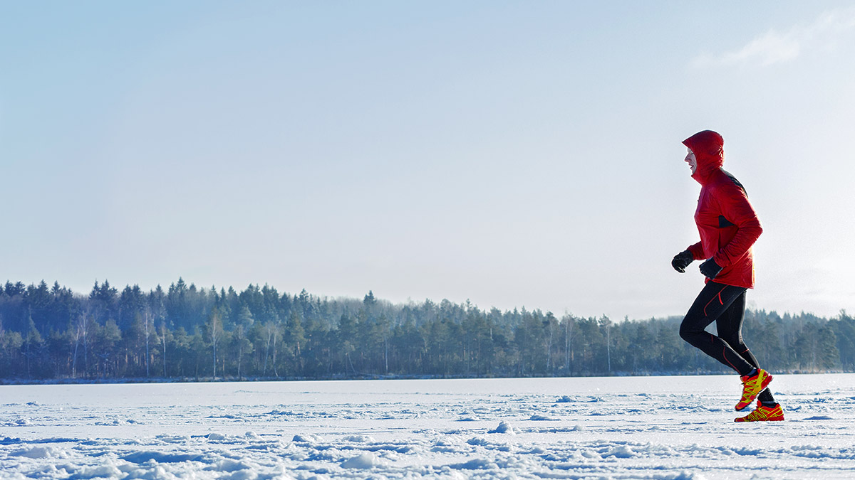 5 Ways To Stay Healthy During Cold-Weather Training