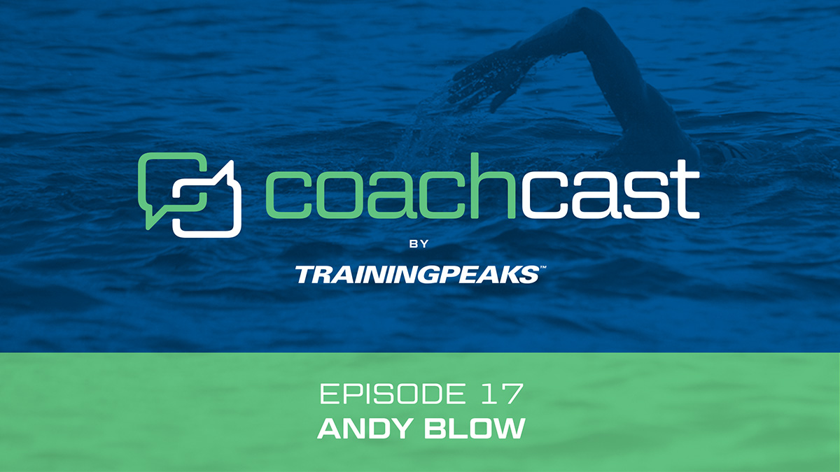 CoachCast: Hydration Strategy with Andy Blow