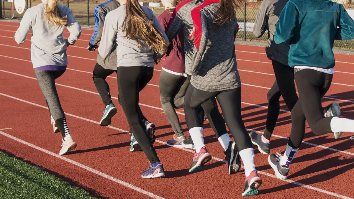 Coaching Mental Skills in Adolescent Female Athletes